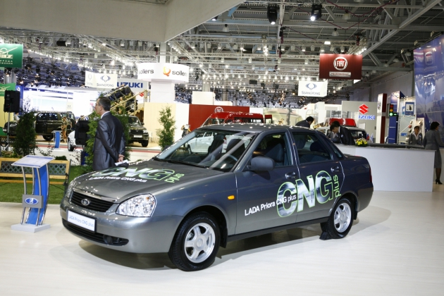 АВТОВАЗ отказался от производства двутопливной Lada Priora