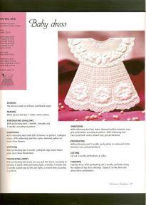 Платье девочки в технике парчмент крафт.