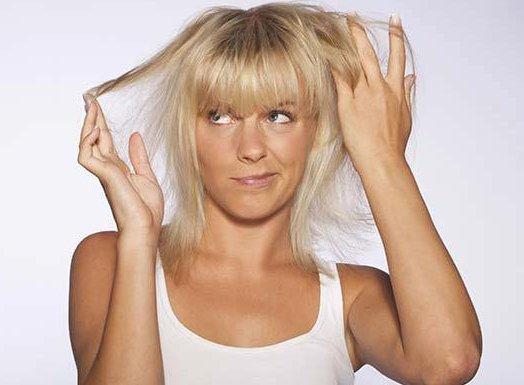 Можно ли вырывать седые волосы?