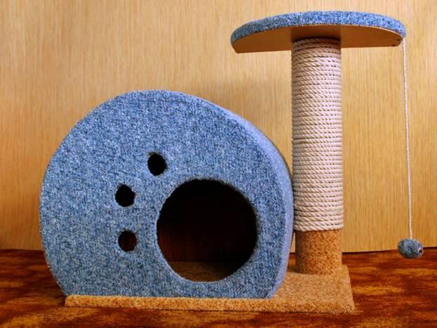 Мини комплекс для кошки