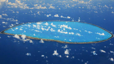 300 Человек На Самом Деле Живут На Этом Прекрасном Острове