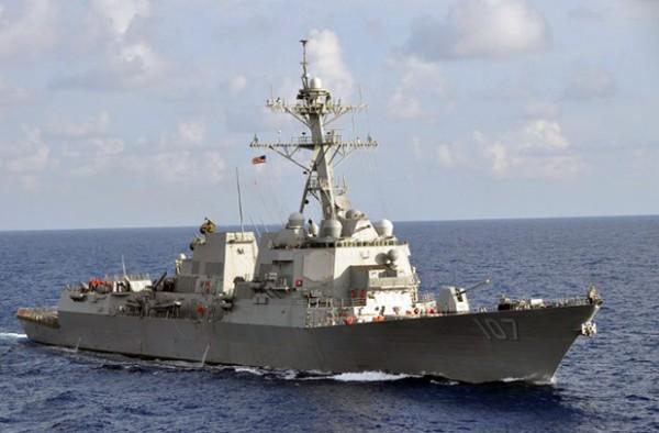 Морское «хамство» доведет до войны