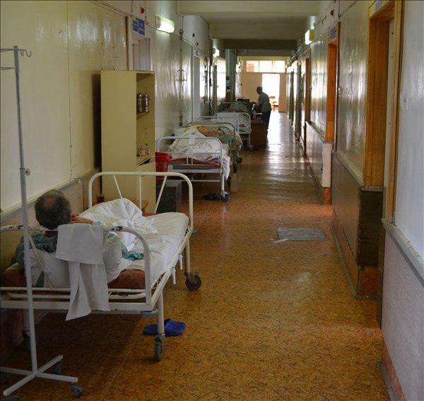 Российское правительство отказалось финансировать национальный проект здравоохранения