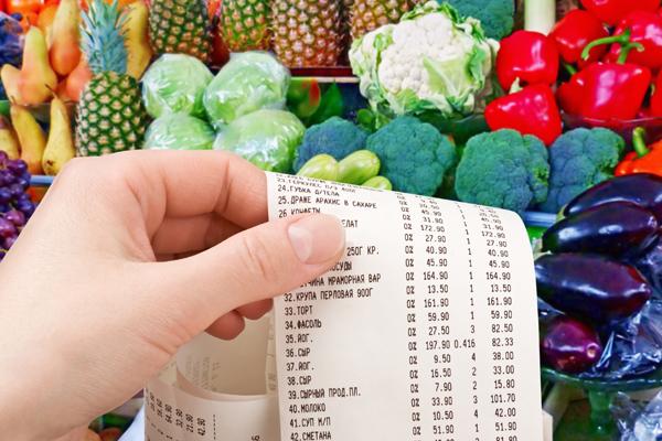 Росстат: Цена на свинину и сахар упала за прошлую неделю