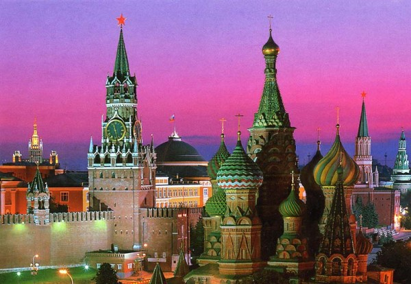 Завидуйте, это Россия!