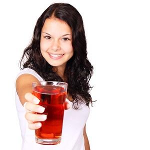 напитки из клюквы