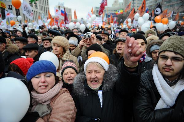 Руки прочь от ИГИЛ! Митинг против действий России в Сирии пройдет в Москве 17 октября