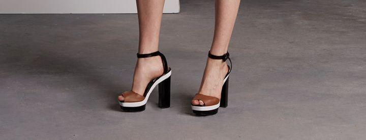 обувь весна-лето 2016