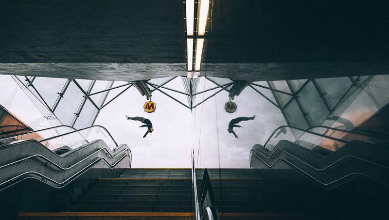 Обманчивая и разноликая Варшава в объективе немецкого фотографа Макса Ляйтнера