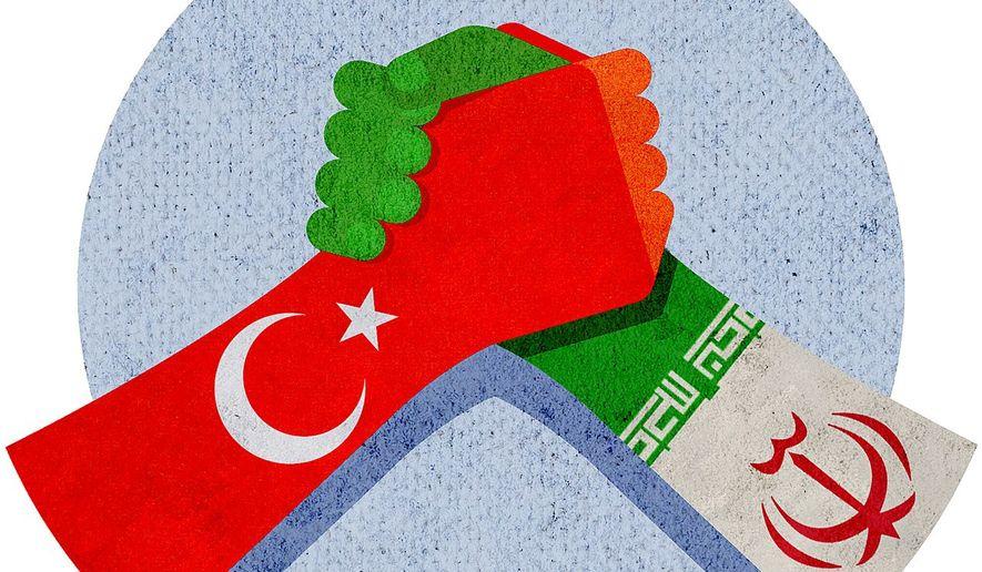 Турция и Иран будут проводить совместные операции против курдов в Ираке
