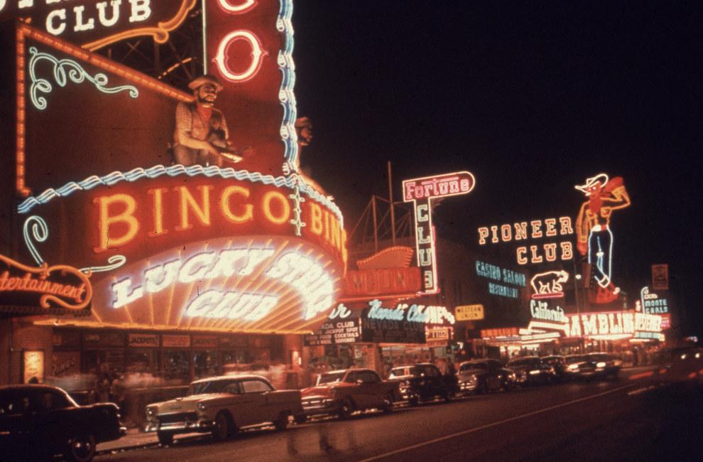 Как зарождался легендарный Лас-Вегас!