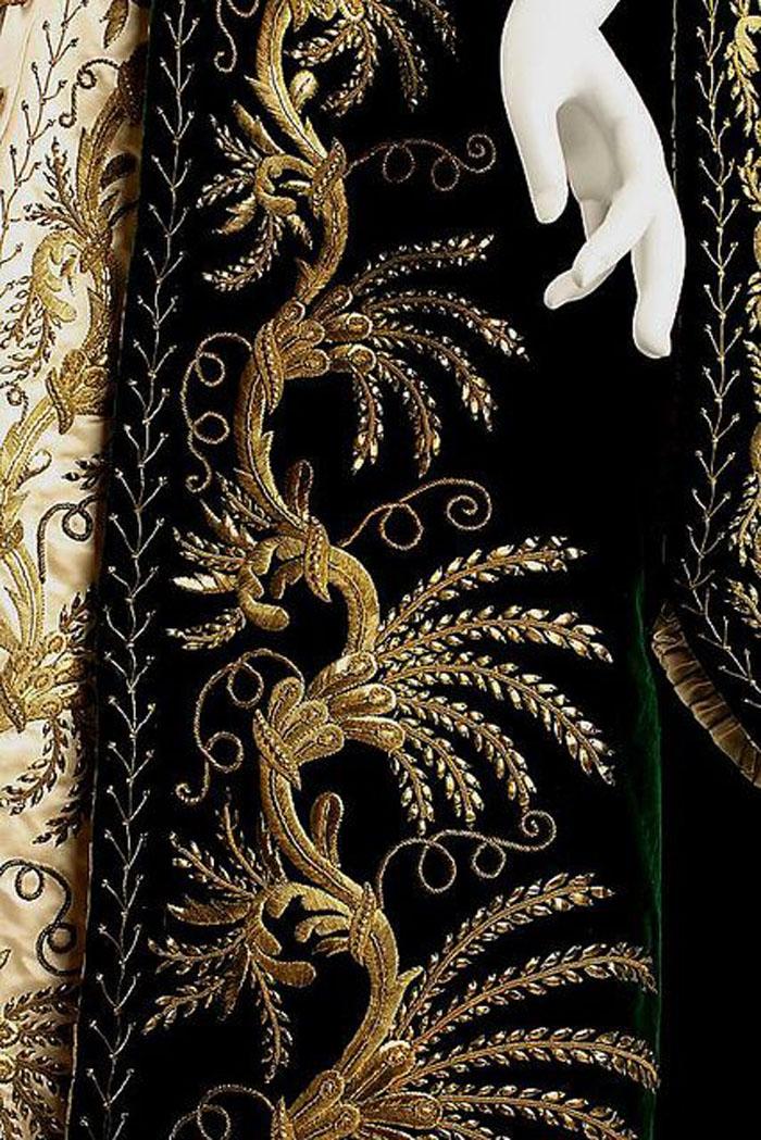 детали платья