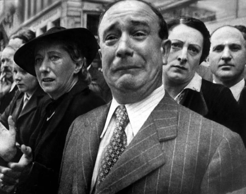 Падение Франции. Позорная капитуляция германия, история, поражение, франция