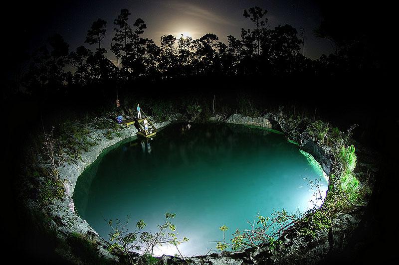 652 Удивительные подводные пещеры