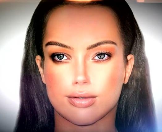 Ученые утверждают, что именно так выглядит самая красивая женщина в мире