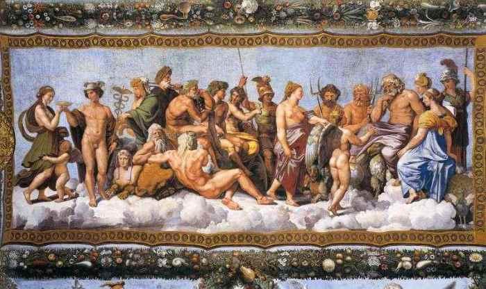 10 распространённых заблуждений о мифах древних греков и римлян
