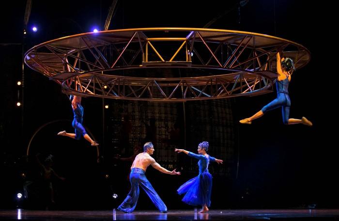 Цирк Дю Солей шоу «Dralion»: побывать за кулисами