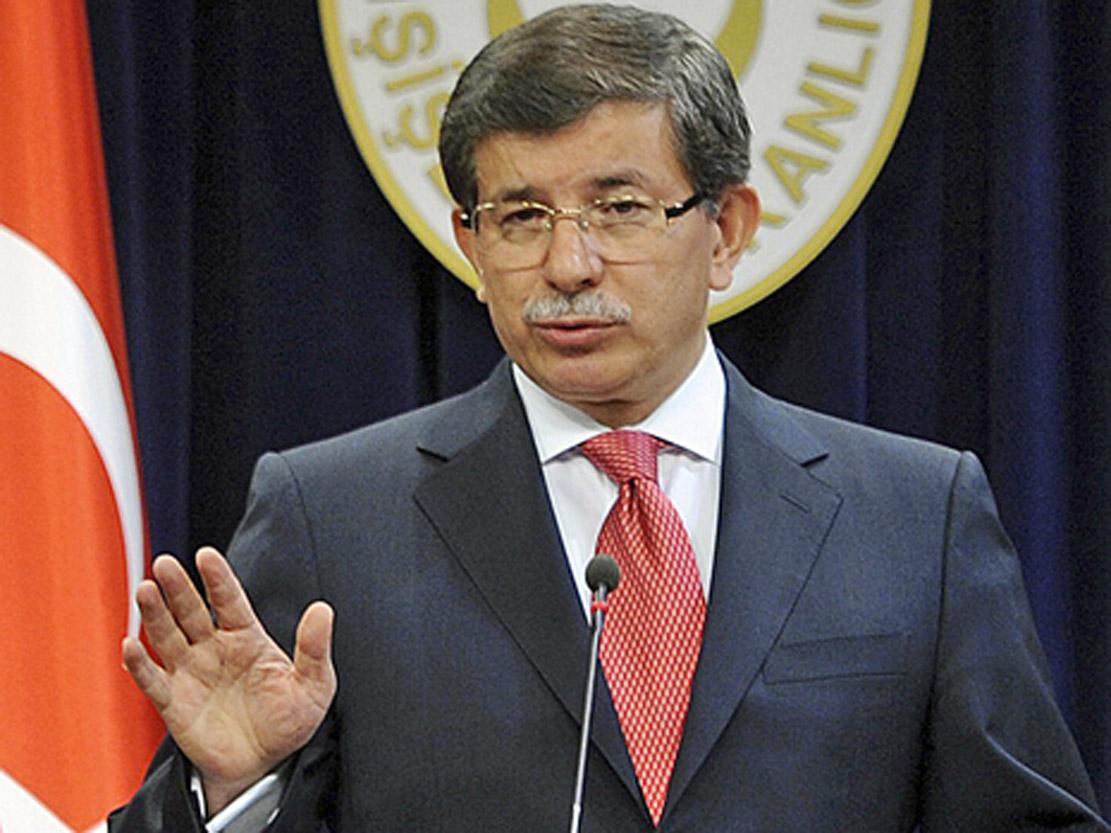 Премьер Турции:Турецких военных в настоящее время на территории Сирии нет