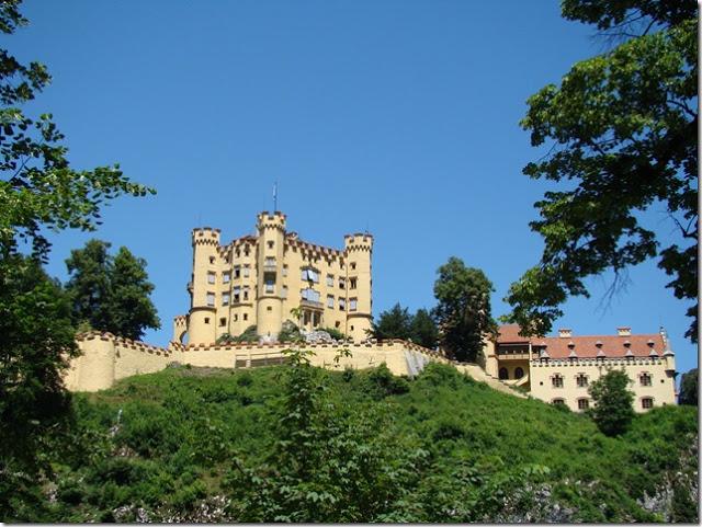 25 фото удивительного замока Хоэншвангау