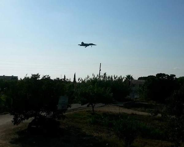 СМИ: В Сирию прибыли фронтовые бомбардировщики Су-34