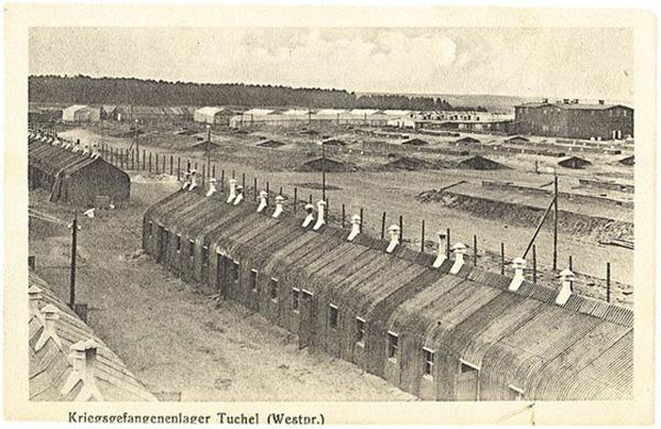 Концентрационный лагерь Тухоль