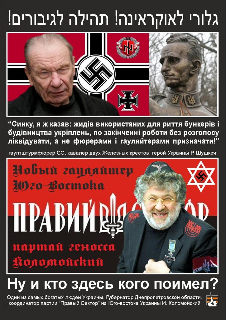 CUI PRODEST | Кому выгодно расколоть и натравить друг на друга славян на Украине?