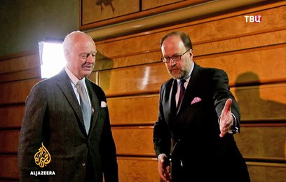 В Женеве стартует новый раунд переговоров по Сирии