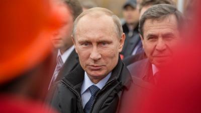 Путин: Вторая очередь энерго…