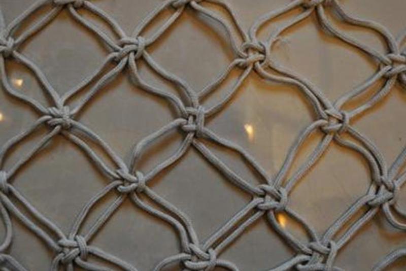 Плетеная сеть своими руками