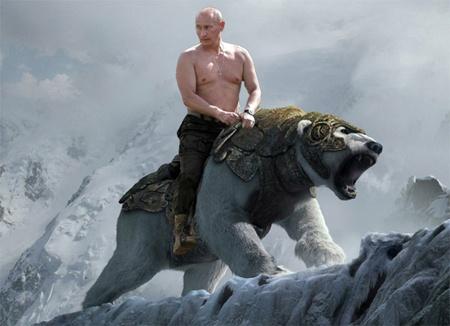 Путин подрывает миропорядок