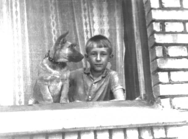 Душещипательная история Юры Алексеева , жителя  СССР