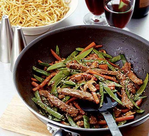 Мясо с соевым соусом на сковороде: простые и вкусные рецепты
