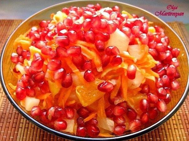 Фруктовый салат «Фифа» — спе…