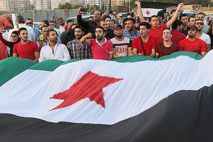 «Умеренную сирийскую оппозицию» изобрели в Лондоне