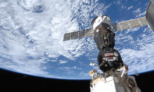 Корабль «Союз ТМА-16М» пристыковался к МКС в автоматическом режиме