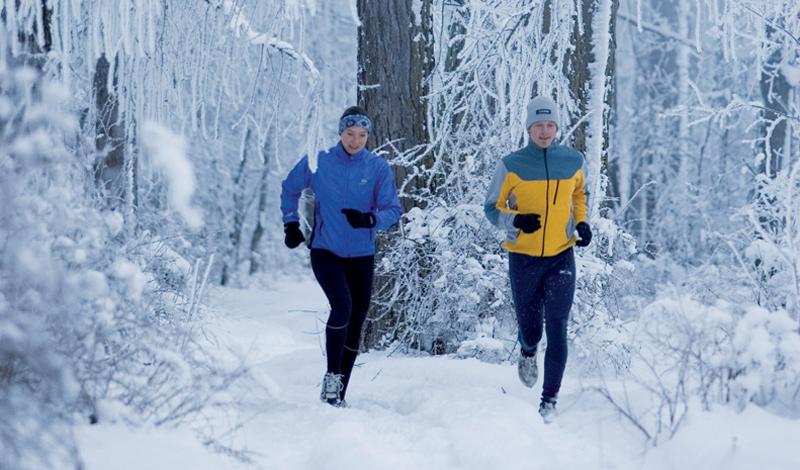 Лучшие кардиотренировки для зимы