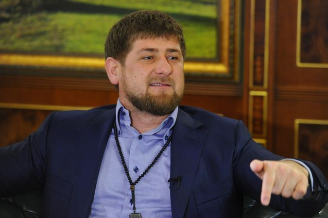 Рамзан Кадыров: «Женские руки должны ласкать детей, а не держать оружие»