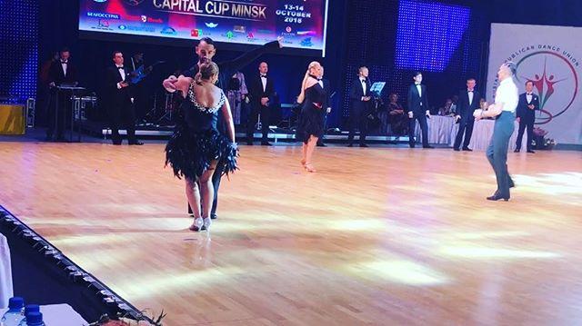 Ирина Пегова танцует самбу