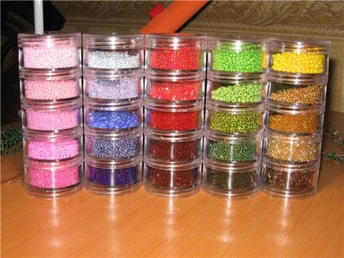 Для вышивки и плетения бисером используются разные методики, о которых Вы сумеете узнать на специальных...