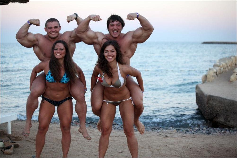 Улетный с девками на пляже 19 фотография