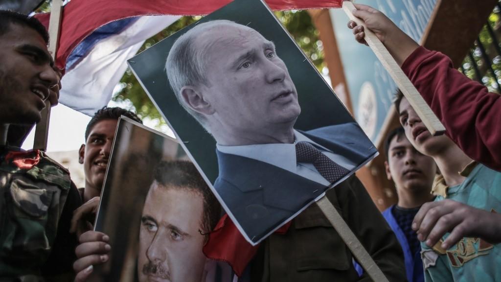 Washington Post: Русские теперь в Сирии