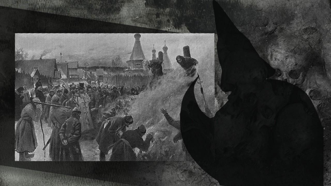 Олово в горло, закопать заживо и другие самые страшные казни на Руси