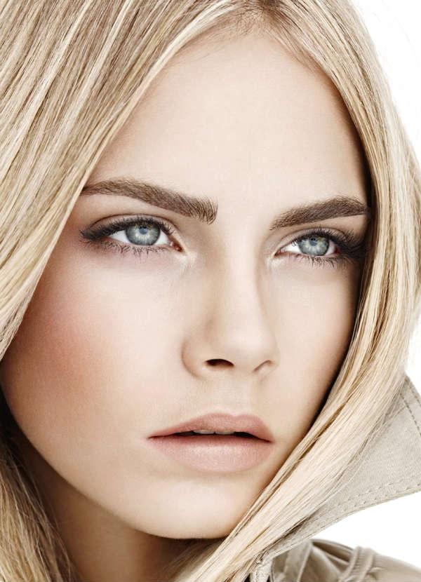 Модный тренд в макияже 2015 – Nude look