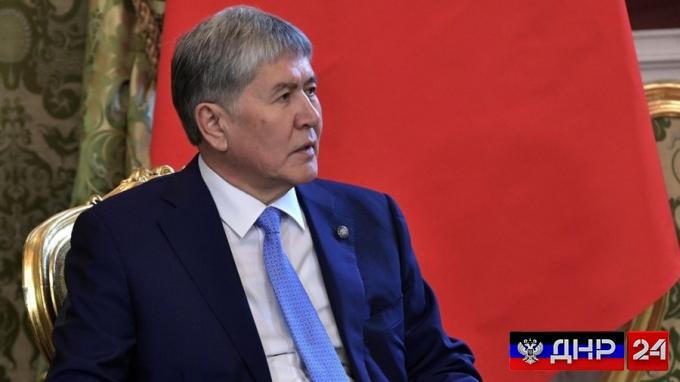 В Киргизии рассказали о причинах вывода американских военных
