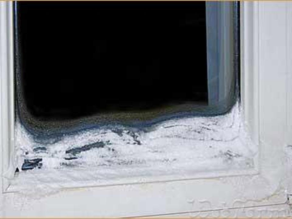 Почему потеет балкон зимой. - остекление лоджий - каталог ст.