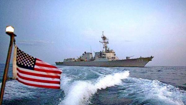 Учения НАТО в Черном море — изучение обороны Крыма
