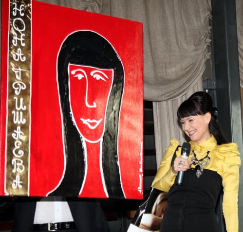 Нонну Гришаеву признали первой крас…