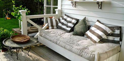 Сон на открытом воздухе: потрясающие кровати, дарящие безграничное удовольствие