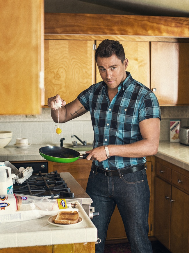 Знаете, какой мужчина самый сексуальный? Мужчина за уборкой!