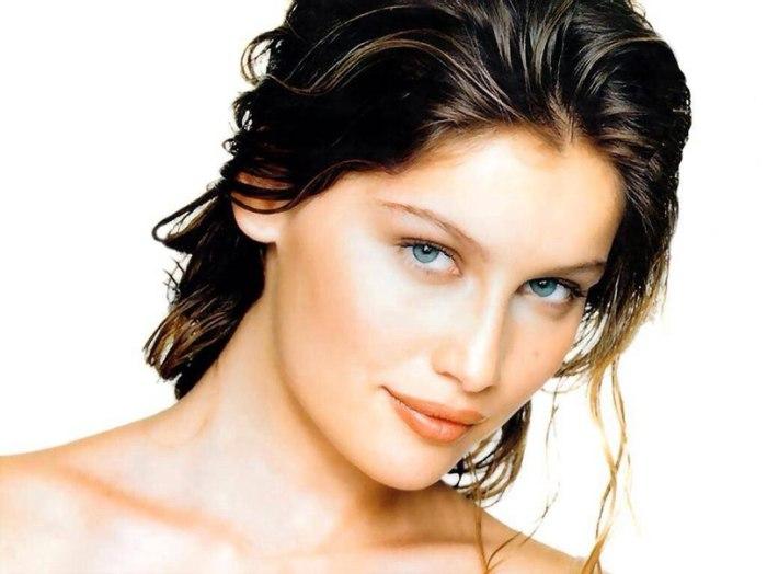Французская фотомодель и актриса.